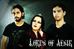 Resenha do Rock: Lords Of Aesir: assista vídeos da apresentação em ...