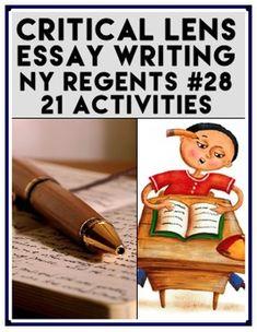 Ny regents critical lens essay