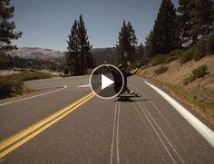 Arbor Skateboards' short film of longboarder James Kelly zooming down two-lane roads in the Western Sierras of California.