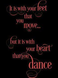 .Just dance...