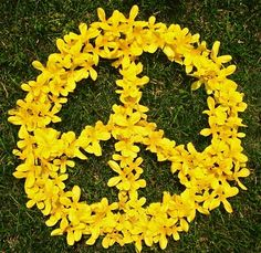 give #peace a chance