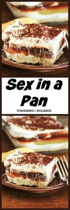 We always called this Idiots Delight or Holy Smoke -. We always called this Idiots Delight or Holy Smoke - no matter what its called its delicious! Sex In A Pan Dessert Recipe, Recipe For Sex In A Pan, Baking Recipes, Cake Recipes, Cupcake Pan Recipes, Cupcakes, Desert Recipes, Easy Desserts, Small Desserts