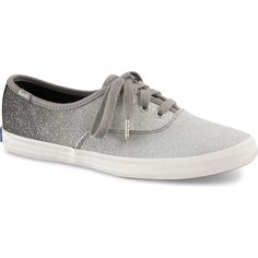 a4f7dc03e89 Look at this Silver Glitter Ombré Champion Sneaker on today!
