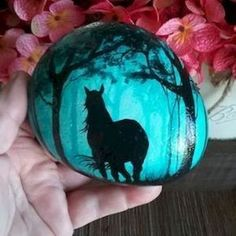 Painted rock animals - 99 Marvelous Diy Projects Painted Rocks Animals Horse Ideas For Summer – Painted rock animals Pebble Painting, Pebble Art, Stone Painting, Diy Painting, Sillouette Painting, Painted Rock Animals, Painted Rocks Craft, Hand Painted Rocks, Paint On Rocks