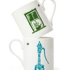 Sealed-with-Irish-Love   Christmas Gifts Mug Printing, China Mugs, Water Supply, Beautiful Hands, Bone China, Seal, Irish, How To Draw Hands, Christmas Gifts