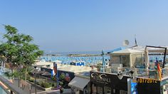 Cattolica beach, Italy