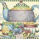 tea theme art