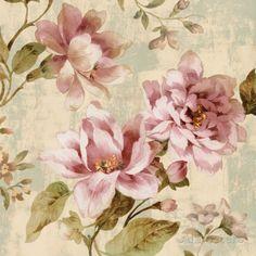 Bouquet II Arte por Renée Campbell na AllPosters.com.br