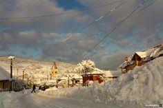 Slovakia winter