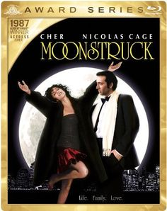 Simply love Cher in this great movie... Moonstruck (1987)