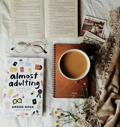 Book review of Almost Adulting by Arden Rose is available on my blog!