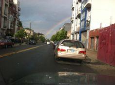 Maspeth rainbow