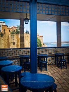 Oudaya's café «