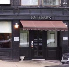 No. 9 Park, Beacon Hill, Boston