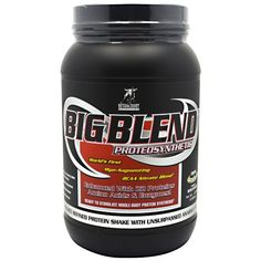 Betancourt Nutrition Big Blend Cookies and Cream 2.2 lbs (1008) - Meal Replacement Powders (MRPs) - Protein - Sports Nutrition & More