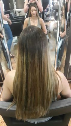 very summery colour melt/ombre done by Tanya Salon Pictures, Color Melting, Salons, Colour, Long Hair Styles, Beauty, Color, Lounges, Long Hairstyle