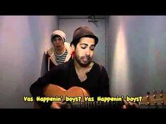 Vas happenin' boys - One Direction song on X Factor - YouTube