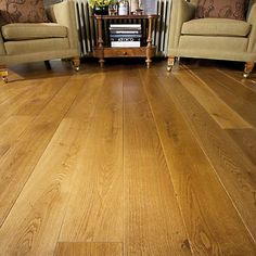 Buy Ted Todd Eldon Hill Solid Wood Flooring, Lacquered 160mm Online at johnlewis.com