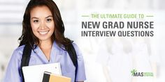 Ready to rock your interview? Check out our Ultimate Guide to New Grad Nurse Interview Questions and go get that job! Interview Tips For Nurses, Interview Questions And Answers, Nursing School Tips, Nursing Career, New Grad Nurse, Nurse Life, Adulting, Ea, Resume