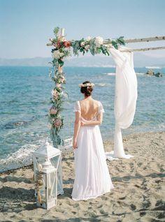 Styled Shoot: Boho at the beach in Spanje Wedding Shoot, Wedding Dresses, Den, Real Weddings, Charlotte, Wedding Inspiration, Engagement, Beach, Photography