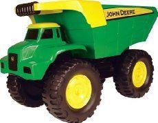 """Ertl John Deere 21"""" Big Scoop Dump Truck Toys"""