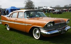 1959 Plymouth Belvedere 4-Door Sedan Maintenance/restoration of old/vintage vehicles: the material for new cogs/casters/gears/pads could be cast polyamide which I (Cast polyamide) can produce. My contact: tatjana.alic@windowslive.com