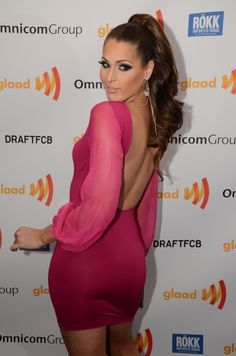 Carmen Carrera...for those of you who don't know she is a Drag Queen and prettier then most women.