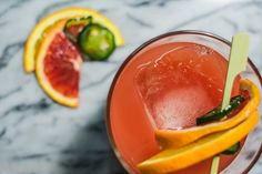 One redeeming thing about winter is the great citrus fruits available. This year, I'm obsessed with Cara Cara oranges, which play a star role in this margarita. I love the addition of the jal…