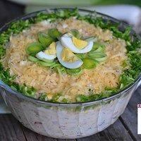Sałatka przyjęciowa Potato Salad, Macaroni And Cheese, Salads, Potatoes, Impreza, Ethnic Recipes, Cook, Mac And Cheese, Potato