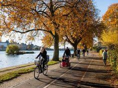 En Copenhague no sueltan la bici llueve o truene. Esto es lo que podemos aprender de ellos