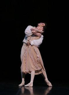 "<<Svetlana Zakharova and Roberto Bolle, ""Manon"">>"