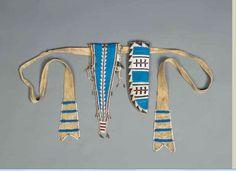 pouch and sheath, Cheyenne Splendid Heritage