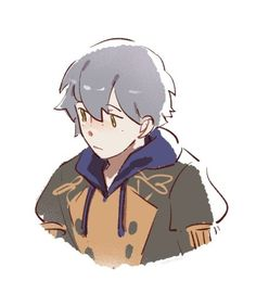 ashe ubert pls be well. Roy Fire Emblem, Fire Emblem Fates, Fire Emblem Wallpaper, Fire Emblem Characters, Blue Lion, Fire Emblem Awakening, Art Reference, Memes, Art