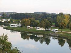 Hilpoltstein Main-Donau-Kanal