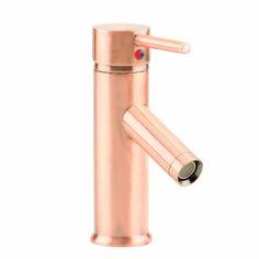 item bathroom faucet antique copper single hole 1 handle