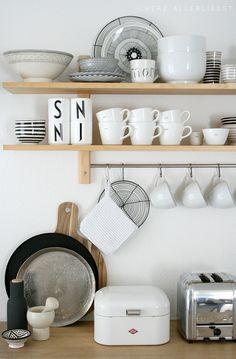 Küche by herz-allerliebst, via Flickr