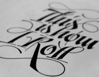 Letterbox 2 by Hrvoje Dominko, via Behance