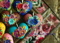 chefs choice surprise heart - festive mexican garden pendant