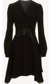 Balenciaga Cutaway Dress