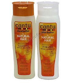 Cantu Shea Butter for Natural Hair Shampoo and Conditioner SULFATE FREE No description (Barcode EAN = 7426771601605). http://www.comparestoreprices.co.uk/december-2016-6/cantu-shea-butter-for-natural-hair-shampoo-and-conditioner-sulfate-free.asp