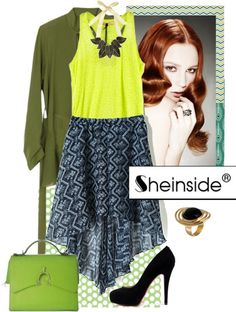 """""""September Fashion with She Inside"""" by basssweenie ❤ liked on Polyvore"""