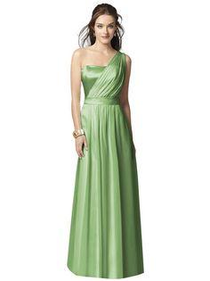 Dessy 2863 Bridesmaid Dress | Weddington Way
