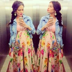 Pregnancy Fashion for the Modern Momma