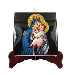 Guarda questo articolo nel mio negozio Etsy https://www.etsy.com/it/listing/540287573/our-lady-of-carmel-religious-gifts