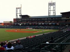 87 / 365:     Memphis has one of the nicest minor league baseball statiums in the country. Take yourself out to a ballgame.