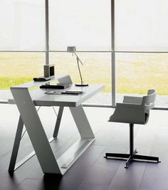 15 Modern Functional Desk Designs That Make Work Spaces Enjoyable