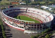 Estadio Antonio Vespucio Liberti (Monumental de Nuñez) - Buenos Aires, Argentina