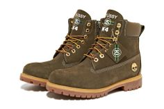"Image of Stussy x Timberland 2013 Fall/Winter 6"" Boot Preview"