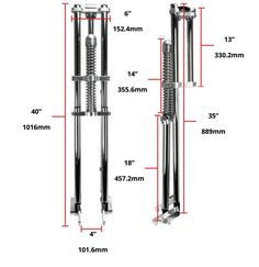 Linkage Triple Tree Springer Fork - Thumbnail 4