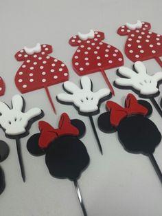Mini topper Minnie #disney